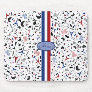 Vive la France Mouse Pad