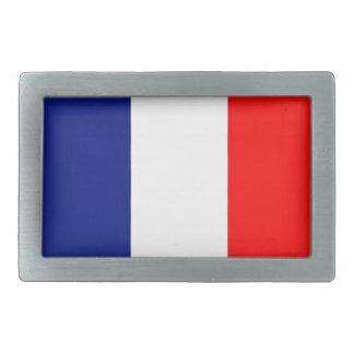 VIVE LA FRANCE STRIPE20 tricolor belt buckles