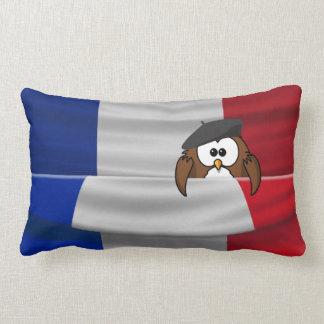 Vive la France! Throw Pillow