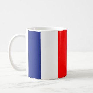 VIVE LA FRANCE tricolor STRIPE20 Coffee Mug