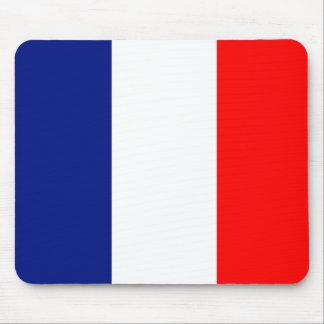 VIVE LA FRANCE tricolor STRIPE20 Mouse Pad