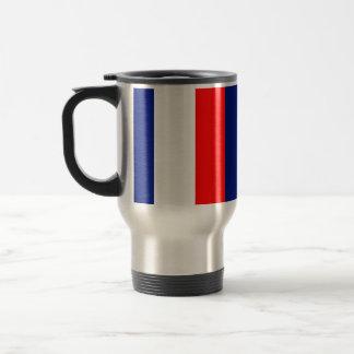 VIVE LA FRANCE tricolor STRIPE20 Travel Mug