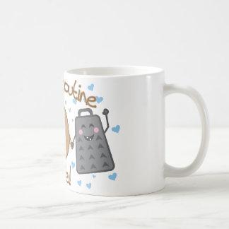 Vive la poutine râpée!! coffee mug
