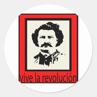 Vive La Revolucion - Riel Sticker