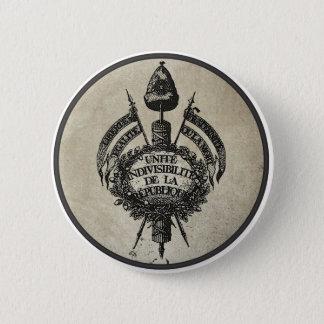 Vive la Revolution Pinback Button