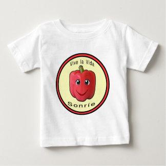 Vive la Vida Sonrie Baby T-Shirt