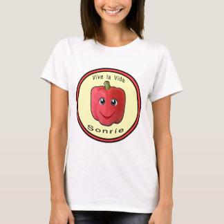 Vive la Vida Sonrie T-Shirt