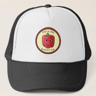 Vive la Vida Sonrie Trucker Hat