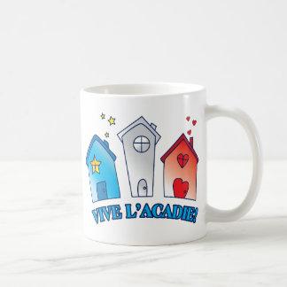 "Vive L'acadie ""Maison "" Taza"