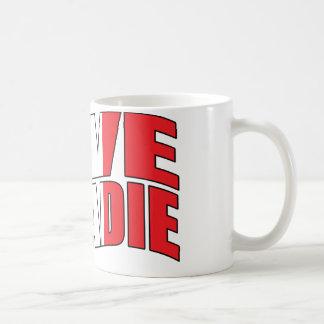 Vive l'acadie mugs
