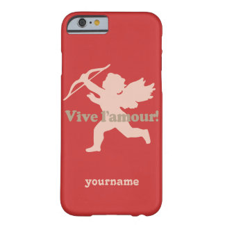 Vive L'amour Cupid custom cases