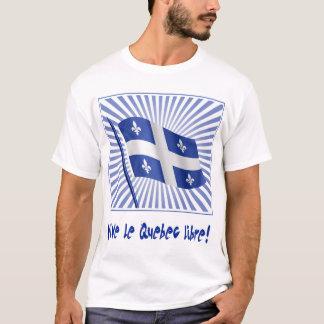 Vive le Québec libre! T-Shirt