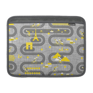 "Vive Le Tour 13"" Sleeve For MacBook Air"