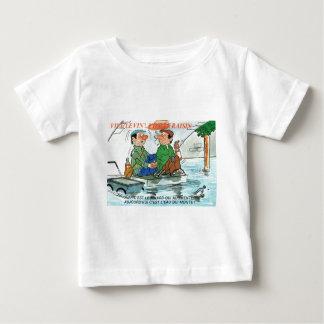 Vive le vin, Vive le Raisin, pescadores franceses Playera Para Bebé