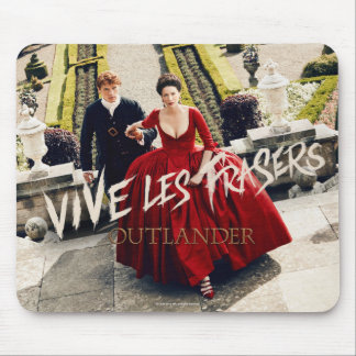 Vive Les Frasers Mouse Pad