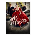 Vive Les Frasers Postal