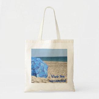 Vive les Vacances! Tote Bag
