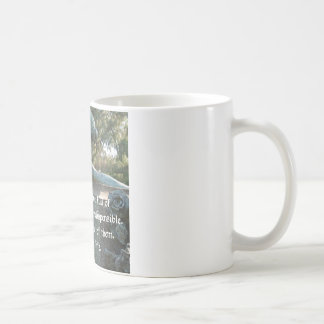 Vive su vida taza de café