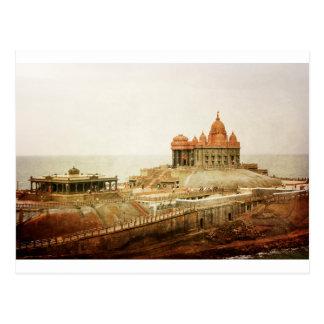 Vivekananda Memorial Postcard