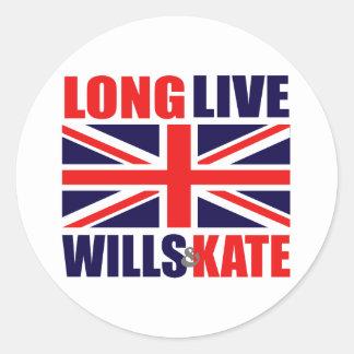 Viven de largo las voluntades y Kate Etiquetas