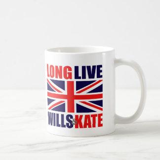 Viven de largo las voluntades y Kate Taza Clásica