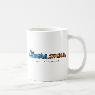 Vivere in Spagna Coffee Mug