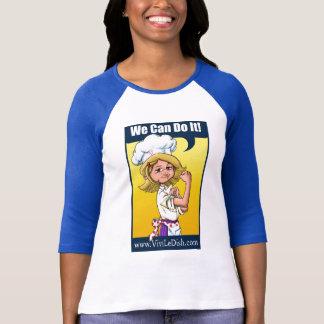 Vivi LeDish™ Eat Your Veggies Women Long T-Shirt