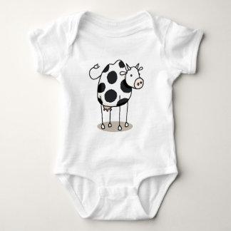 Vivi vaca baby bodysuit