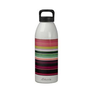 Vivia Stripe Water Bottles