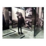 Vivian Maier Exhibit photo by K. McCrobie-Quinn Postcard