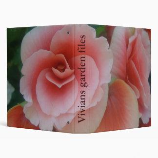 Vivians garden fildes binder