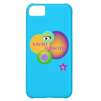 Vivid Audacity Eye Design iPhone 5 Case