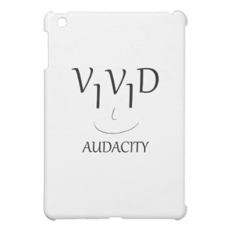 Vivid Audacity iPad mini Case