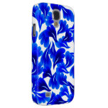 Vivid Blue Galaxy S4 Cover