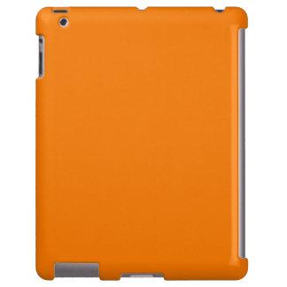 Vivid Burnt Orange
