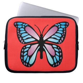 Vivid Butterfly Laptop Sleeve