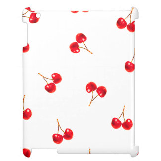 Vivid Cherry Pattern Case For The iPad 2 3 4