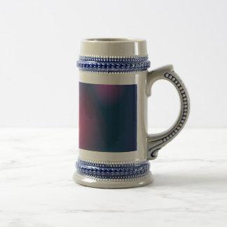 Vivid Colors against Moderate Dark Background Mug