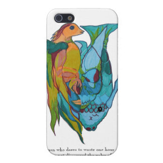 Vivid Colors My Religion Darwin iPhone Case Case For iPhone 5