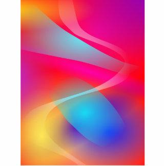 Vivid Colors Photo Cut Outs