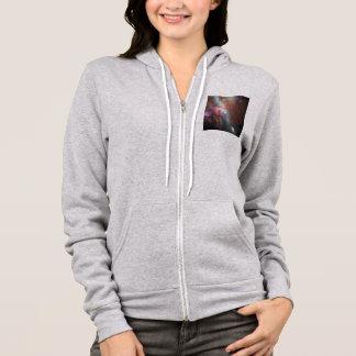 Vivid deep space hoodie