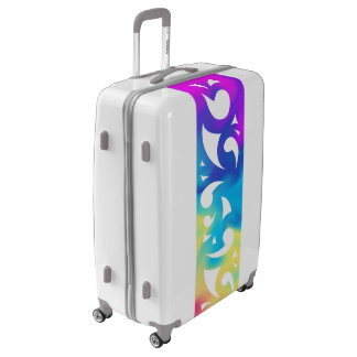 Vivid Delights Luggage
