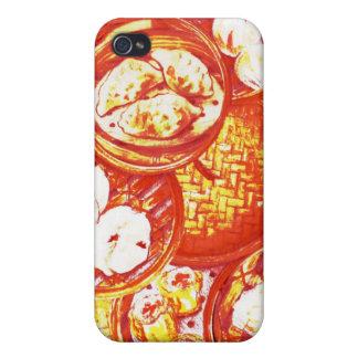 Vivid Dim Sum Speck Case iPhone 4 Cases