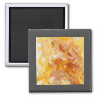 Vivid Expression Acrylic Abstract Magnet