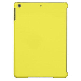 Vivid Golden iPad Air Covers