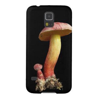 Vivid mushroom phone case