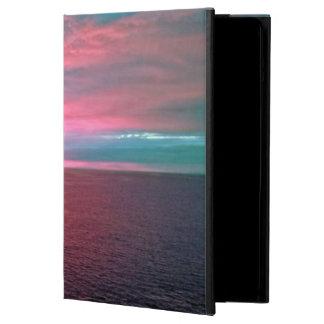 Vivid Ocean Sunset iPad Case