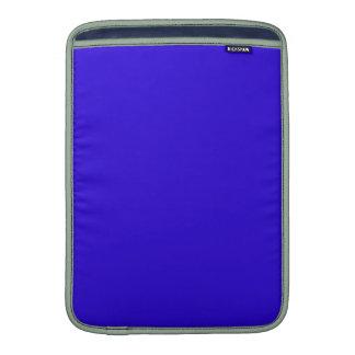 VIVID SAPPHIRE BLUE (solid color) ~ MacBook Air Sleeves