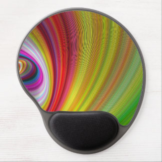 Vivid space gel mouse pad