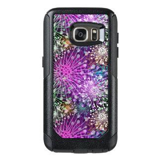 Vivid Spotty Pattern OtterBox Samsung Galaxy S7 Case